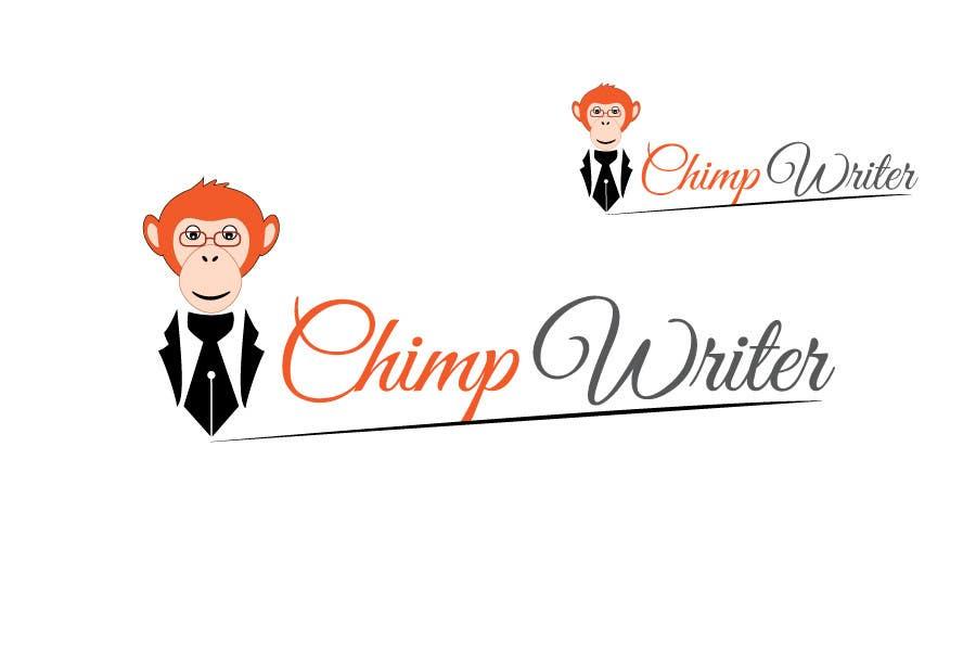 Bài tham dự cuộc thi #67 cho Design a Logo for ChimpWriter.com