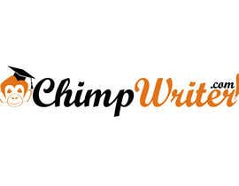 #57 para Design a Logo for ChimpWriter.com por farmanahmed2007