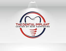 #821 for The Dental Implant Center of New Hampshire logo af abiul