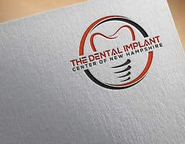 #825 for The Dental Implant Center of New Hampshire logo af abiul