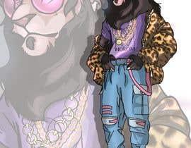 Nro 99 kilpailuun Character käyttäjältä Animira