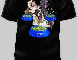 #14 for What are the BIG Dogs doing? Illustration T shirt Design by raffaykhalid123