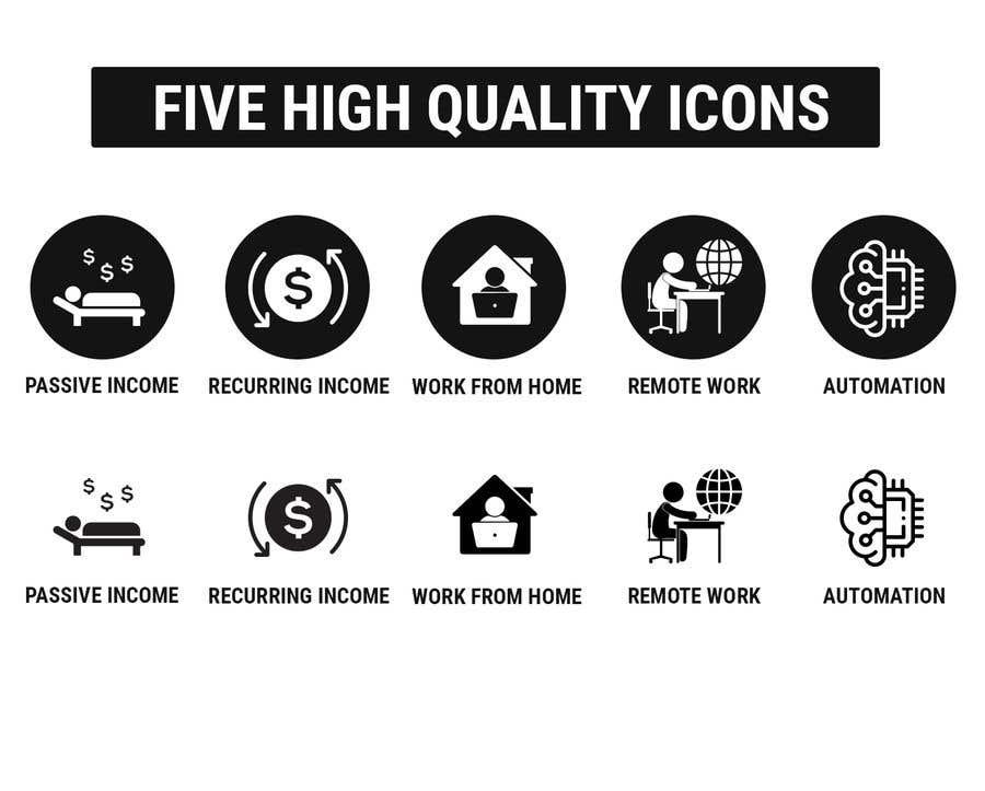 Konkurrenceindlæg #                                        27                                      for                                         Design 5 icons