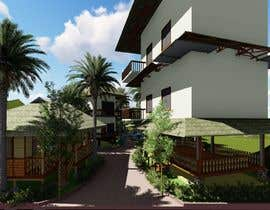 #13 for Exterior & Interior 3D rendering by mansip257
