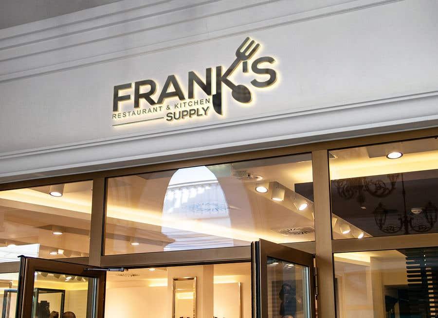 Kilpailutyö #                                        62                                      kilpailussa                                         Frank's Logo