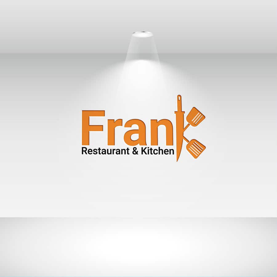 Kilpailutyö #                                        149                                      kilpailussa                                         Frank's Logo