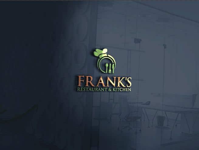 Kilpailutyö #                                        228                                      kilpailussa                                         Frank's Logo