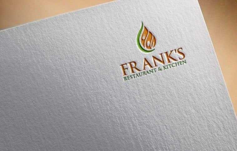 Kilpailutyö #                                        230                                      kilpailussa                                         Frank's Logo