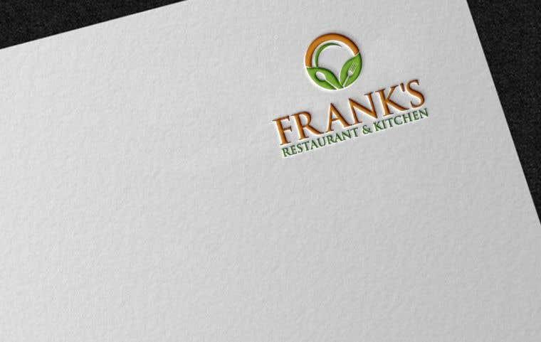 Kilpailutyö #                                        232                                      kilpailussa                                         Frank's Logo