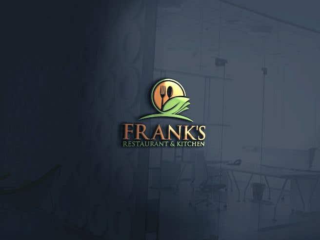 Kilpailutyö #                                        234                                      kilpailussa                                         Frank's Logo