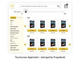 Nro 23 kilpailuun UX/UI Expert for touchscreen application käyttäjältä Pragadeeshkannan