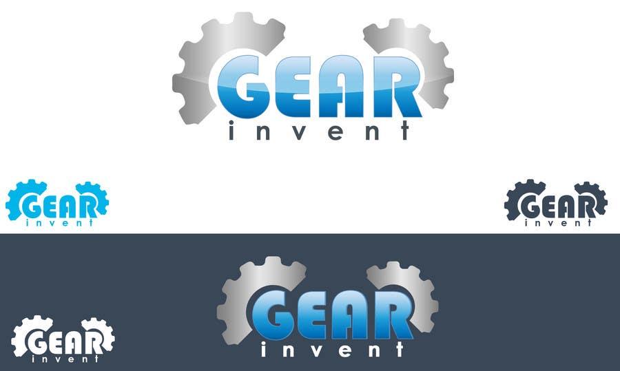 Inscrição nº                                         29                                      do Concurso para                                         Logo for GEAR Inventions