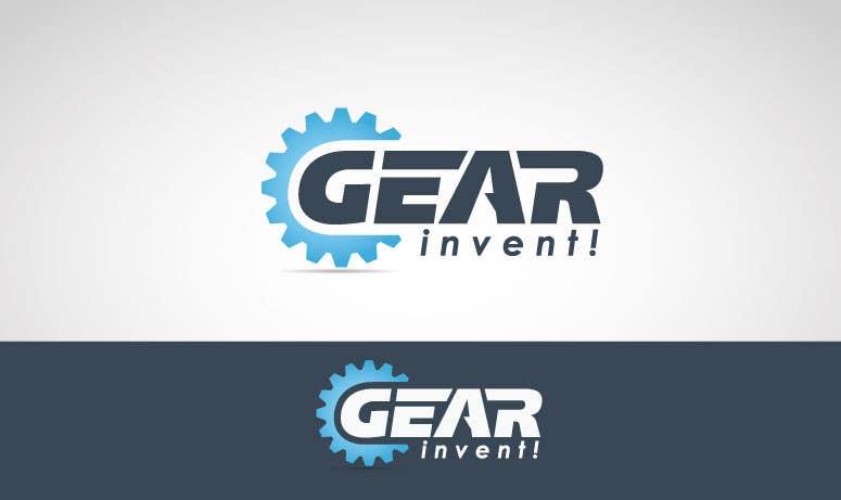 Inscrição nº                                         43                                      do Concurso para                                         Logo for GEAR Inventions