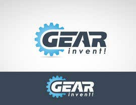 #43 para Logo for GEAR Inventions por jass191