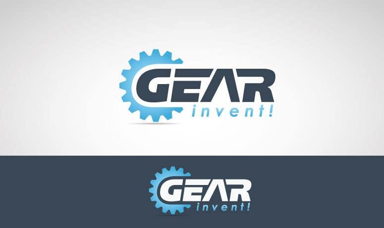 Inscrição nº                                         46                                      do Concurso para                                         Logo for GEAR Inventions