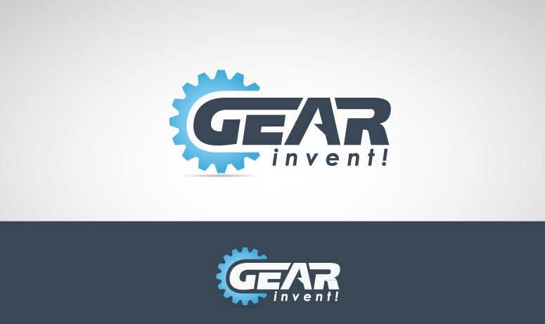 Inscrição nº                                         62                                      do Concurso para                                         Logo for GEAR Inventions