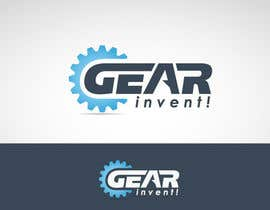 #62 para Logo for GEAR Inventions por jass191