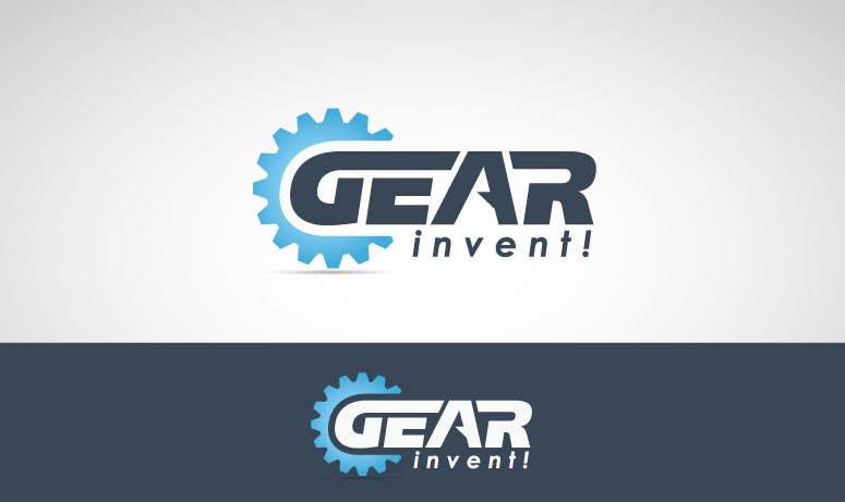 Inscrição nº                                         63                                      do Concurso para                                         Logo for GEAR Inventions