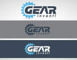 #66 para Logo for GEAR Inventions por jass191