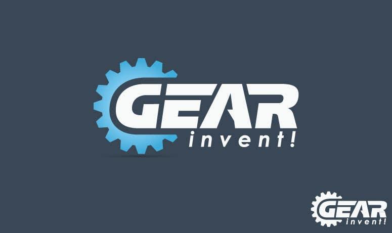 Inscrição nº                                         67                                      do Concurso para                                         Logo for GEAR Inventions