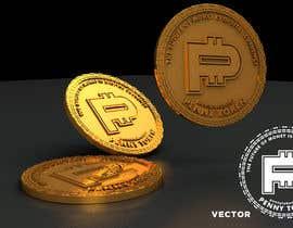 #41 pentru Create a new token design for a cryptocurrency project de către hxstudio2021