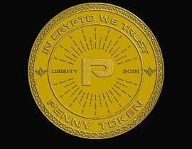 #15 pentru Create a new token design for a cryptocurrency project de către elena13vw