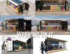 #4 para Box Park concept por AC3Designe