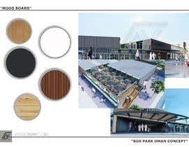#41 para Box Park concept por avcdesignstudio