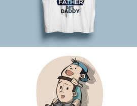 #128 for A Funny Design for Father's Day af devrajkwsik