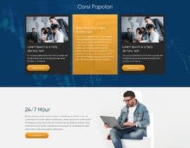 #26 pentru Re-design sito web academy de către saidesigner87