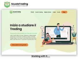 #28 pentru Re-design sito web academy de către SK813
