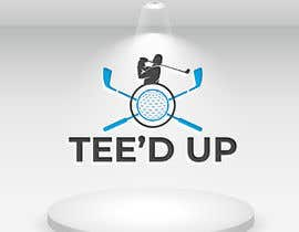 #131 for Logo Design - mobile golf simulator for: Tee'd Up (this is the company name) by designcute