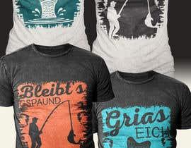 #277 for T-shirt designs af Exer1976
