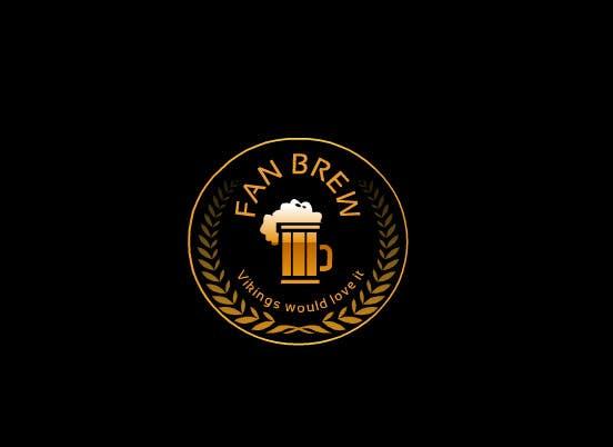 Kilpailutyö #19 kilpailussa Design et retro logo for small brewery