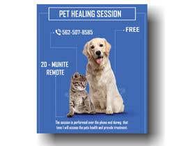 mahalnurgunes tarafından Need Pet Healer Ad Created for Craigslist için no 18
