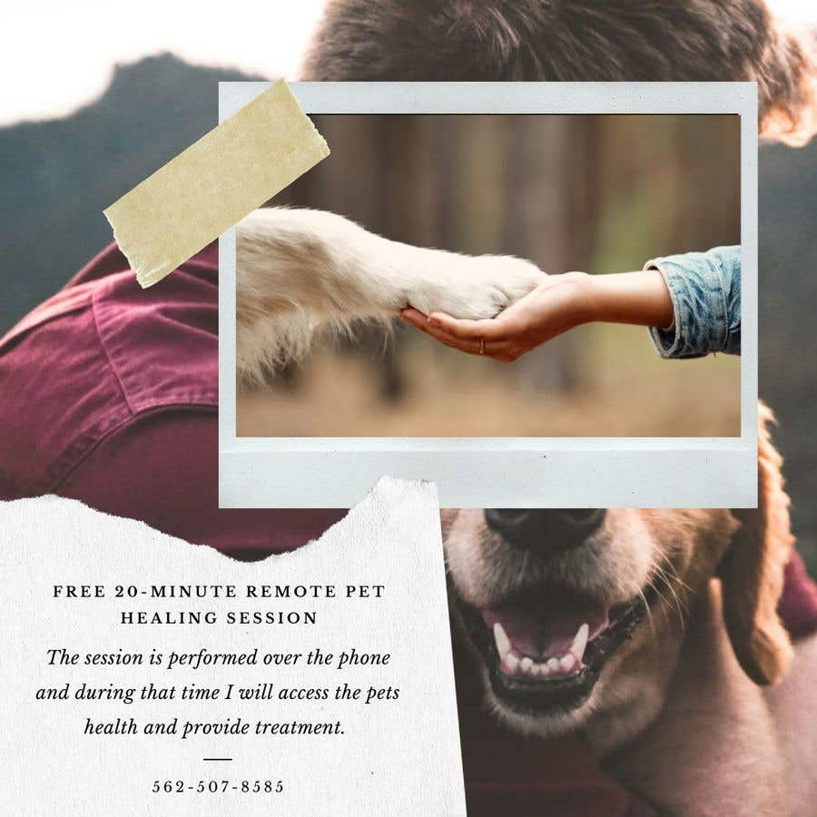 Contest Entry #                                        23                                      for                                         Need Pet Healer Ad Created for Craigslist