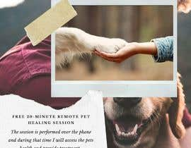 Fynnjwa tarafından Need Pet Healer Ad Created for Craigslist için no 23