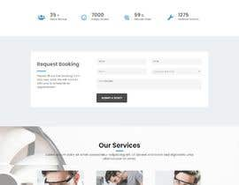 #109 untuk Website rebuild 2 page site with contact form (Computer Support business) oleh mdmeheraj185