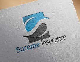 "#32 para Design a Logo for ""Sureme"" Insurance por kavzrox"