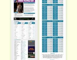 #22 for Newsletter redesign af mozfaith0714
