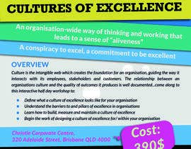 #2 for Design a corporate workshop flyer af s04530612