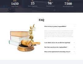 #64 untuk Build me a landing page oleh AnwareWebTrust