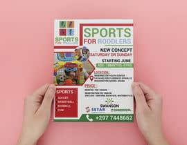Nro 115 kilpailuun Create a flyer käyttäjältä israfilbsj