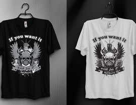 kamrunfreelance8 tarafından I need a T-shirt design(Work) için no 347