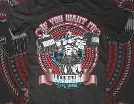 Abukawshik tarafından I need a T-shirt design(Work) için no 368