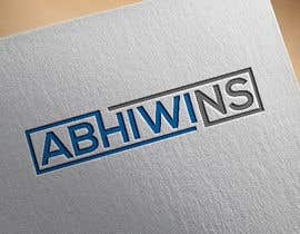 #55 for Need a logo for ABHIWINS company af monowara01111