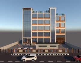 #20 for Factory facade design with 3D af rumendas