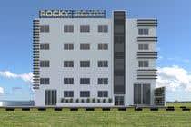 Factory facade design with 3D için 3D Modelling23 No.lu Yarışma Girdisi