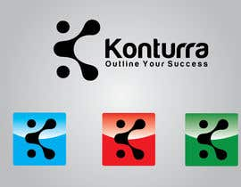 "#189 for Design a Logo for ""Konturra"" af blueeyes00099"