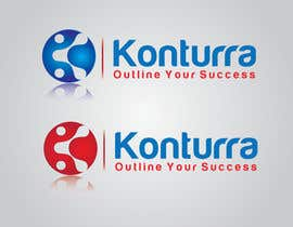 "#201 para Design a Logo for ""Konturra"" por blueeyes00099"